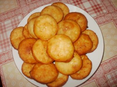 Krumplis fánk